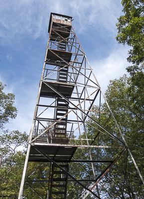 Jackie Jones Fire Tower Hike